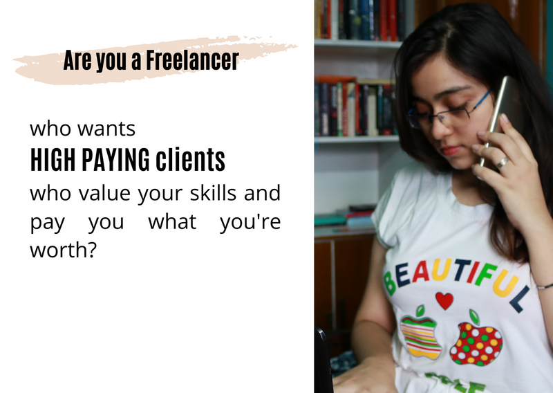 How to Get High Paying Clients - 1 Hour Mentorship with Saheli
