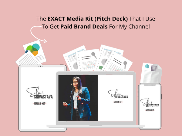 Saloni's Media Kit
