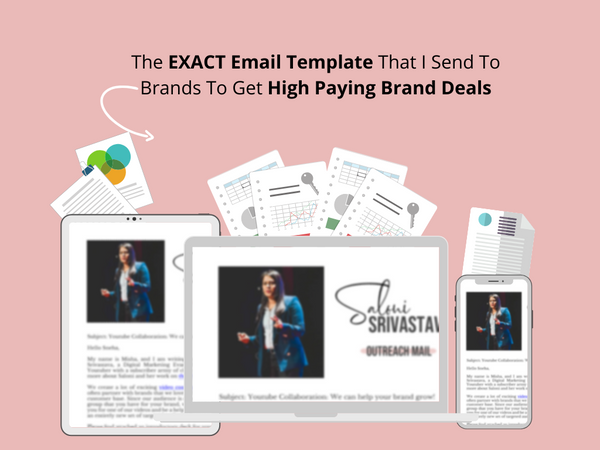 Saloni's Outreach Email Template