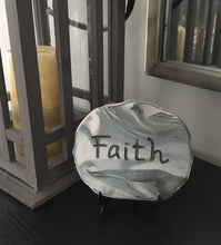Load image into Gallery viewer, Faith- inspirational plaque