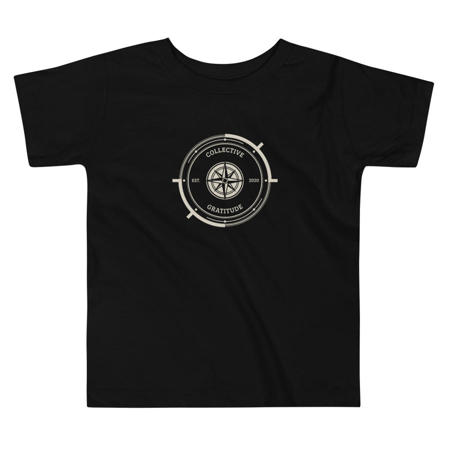 Toddler Short Sleeve Tee - Classic Light Collective Gratitude