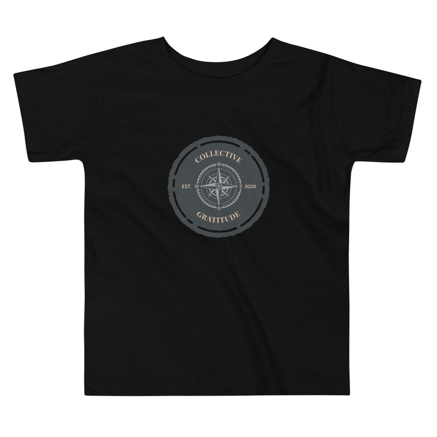 Toddler Short Sleeve Tee - Classic Collective Gratitude