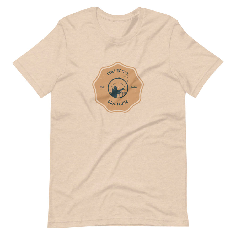 Men's Tee - Fishing Classic Collective Gratitude