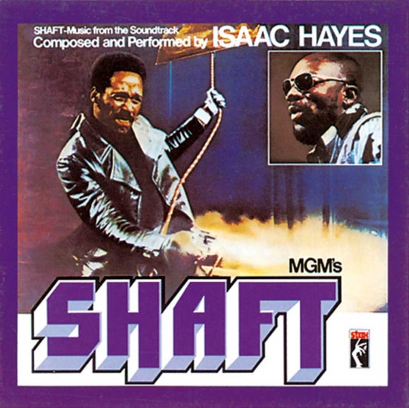 Isaac Hayes<br>Shaft Ost