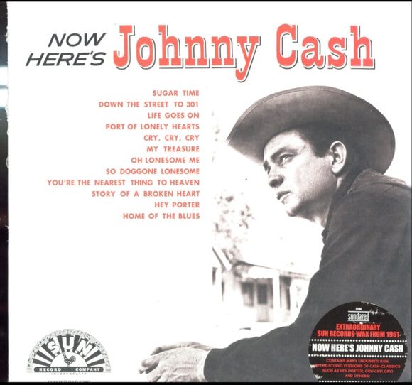 Johnny Cash<Br>Now Here's Johnny