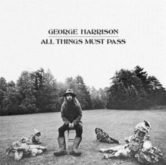 George Harrison<Br>All Things Must Pass