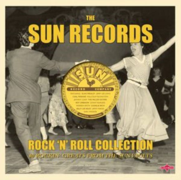 Various Artists<br>The Sun Records