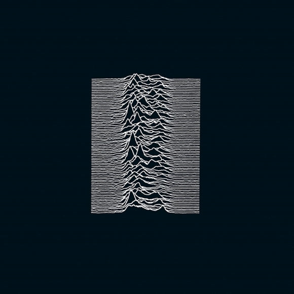 Joy Division<Br>Unknown Pleasures
