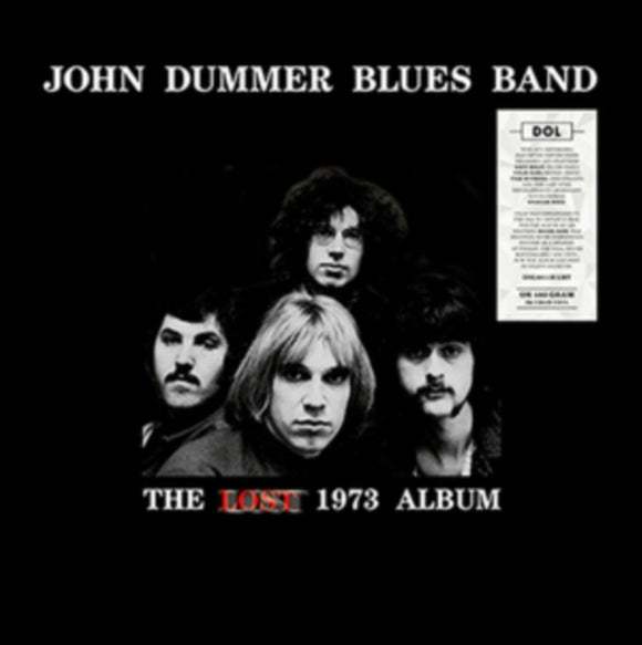 John Dummer Blues Band<Br>The Lost 1973 Album