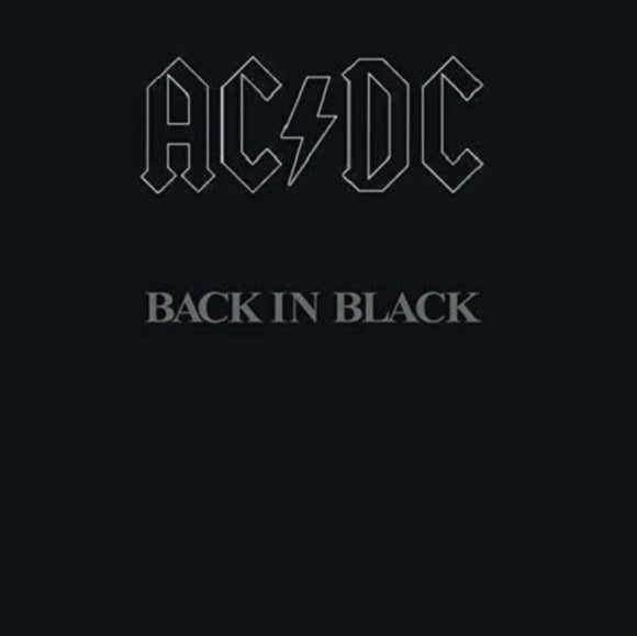 Ac/Dc<Br>Back In Black