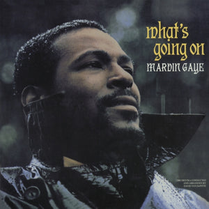 Marvin Gaye<br>What's Going On
