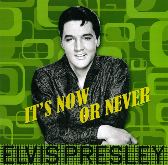Elvis Presley<Br>It's Now Or Never