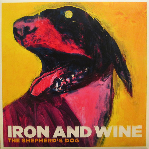 Iron And Wine<Br>The Shepherd's Dog