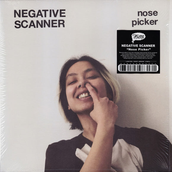 Negative Scanner<Br>Nose Picker