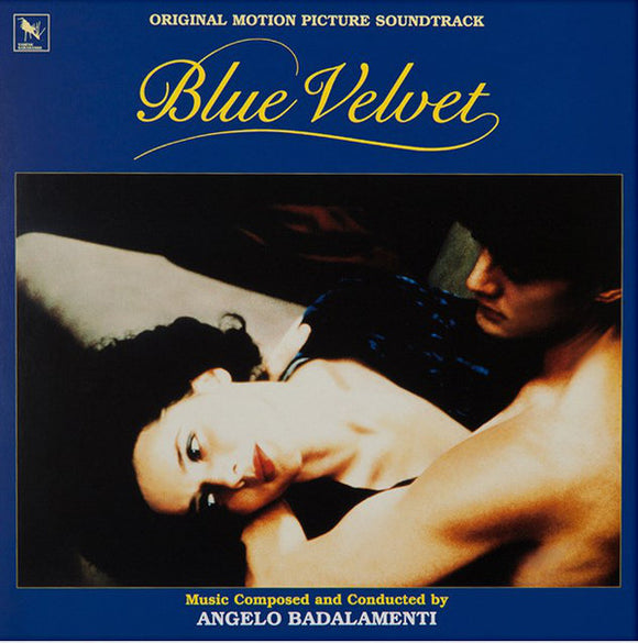 Angelo Badalamenti<Br>Blue Velvet (Original Motion Picture Soundtrack)