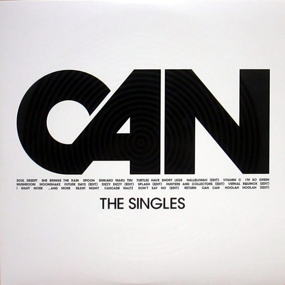 Can<Br>The Singles
