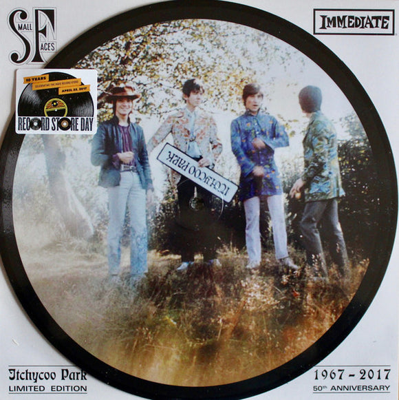 Small Faces<br>Itchycoo Park