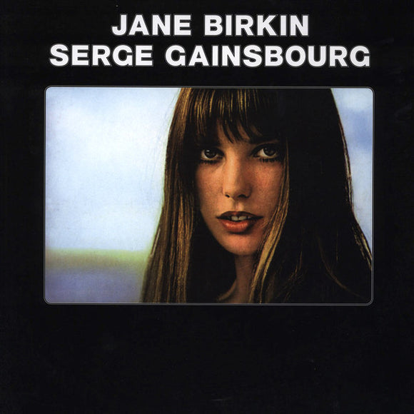 Jane Birkin<br>and Serge Gainsbourg
