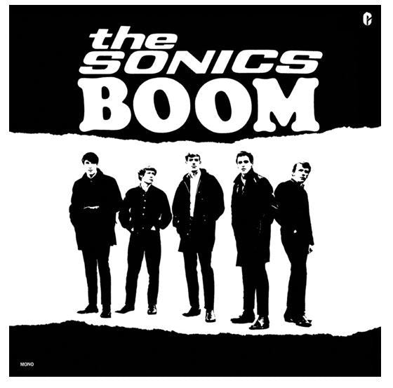 The Sonics<br>Boom