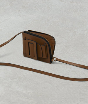 BUCKLE CARD HOLDER (WITH STRAP)