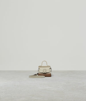 KARL CHARM WITH STRAP TWO-TONE
