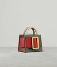 BOBBY 18 COLOR BLOCK  AURANGE / NOCCIOLA
