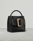 DEVON 21 (GOLD BUCKLE)  BLACK