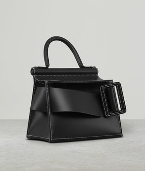 KARL BIG STITCH  BLACK