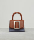 LUCAS 19 TWO-TONE (SILVER BUCKLE)  NOCCIOLA / QUICKSILVER
