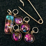LVY STITCH MARKER SET 011