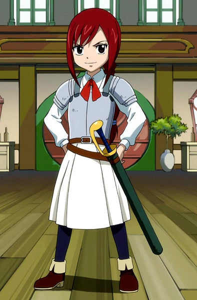 young-erza-armor