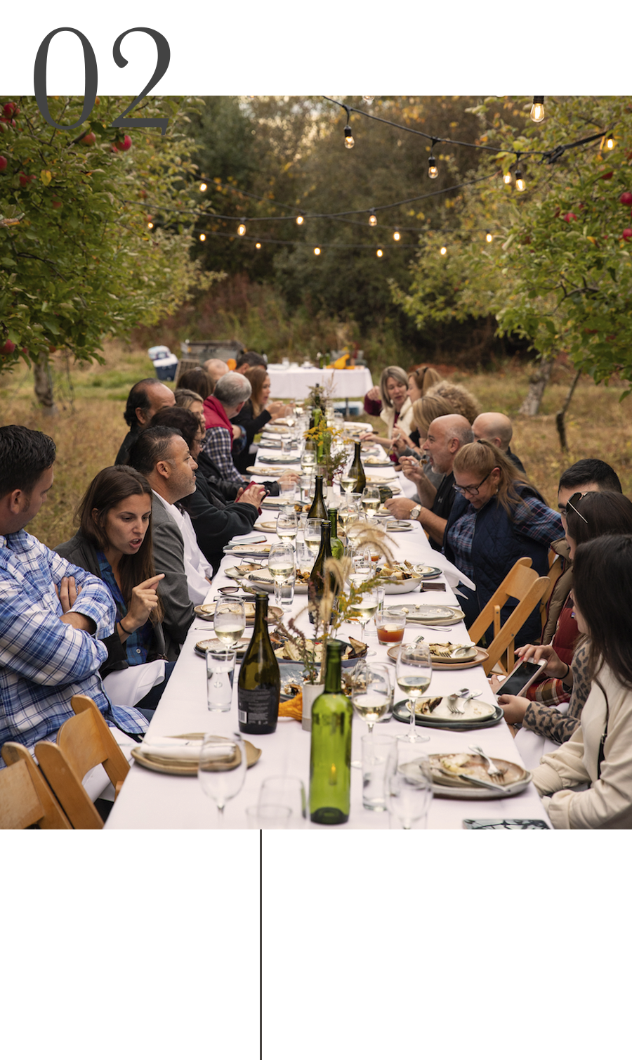 Wood Fire Food Farm to Table Private Events Experiential catering Book Now Daniel Sabia