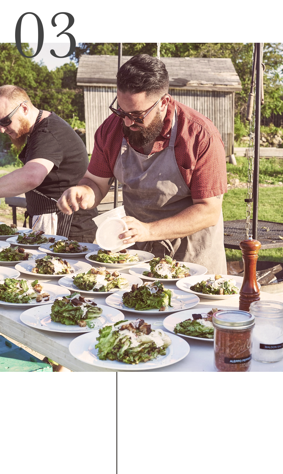 Wood Fire Food Farm to Table Drop Off Catering Great for Corporate Gatherings or Holidays Book Now Daniel Sabia