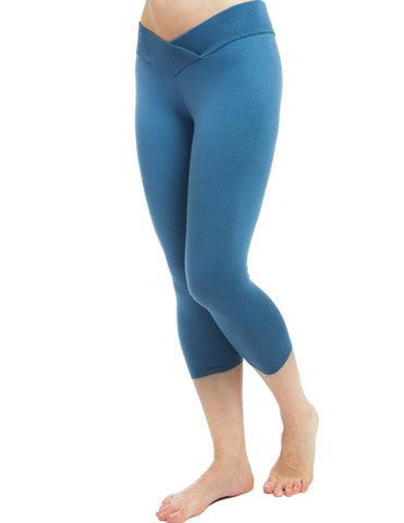 Cashmere Capri Leggings
