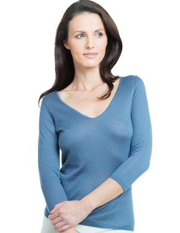 3/4 Sleeve Top Classic