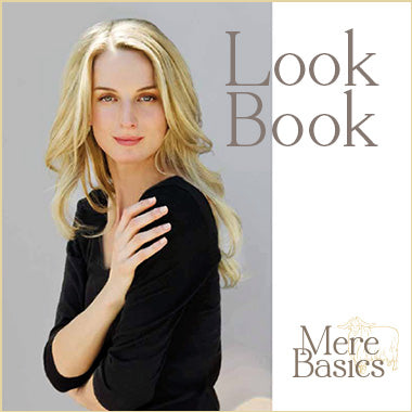 Mere Basics pure cashmere look book