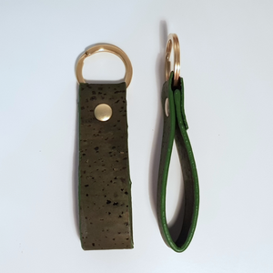 Drop Shape Key Fob