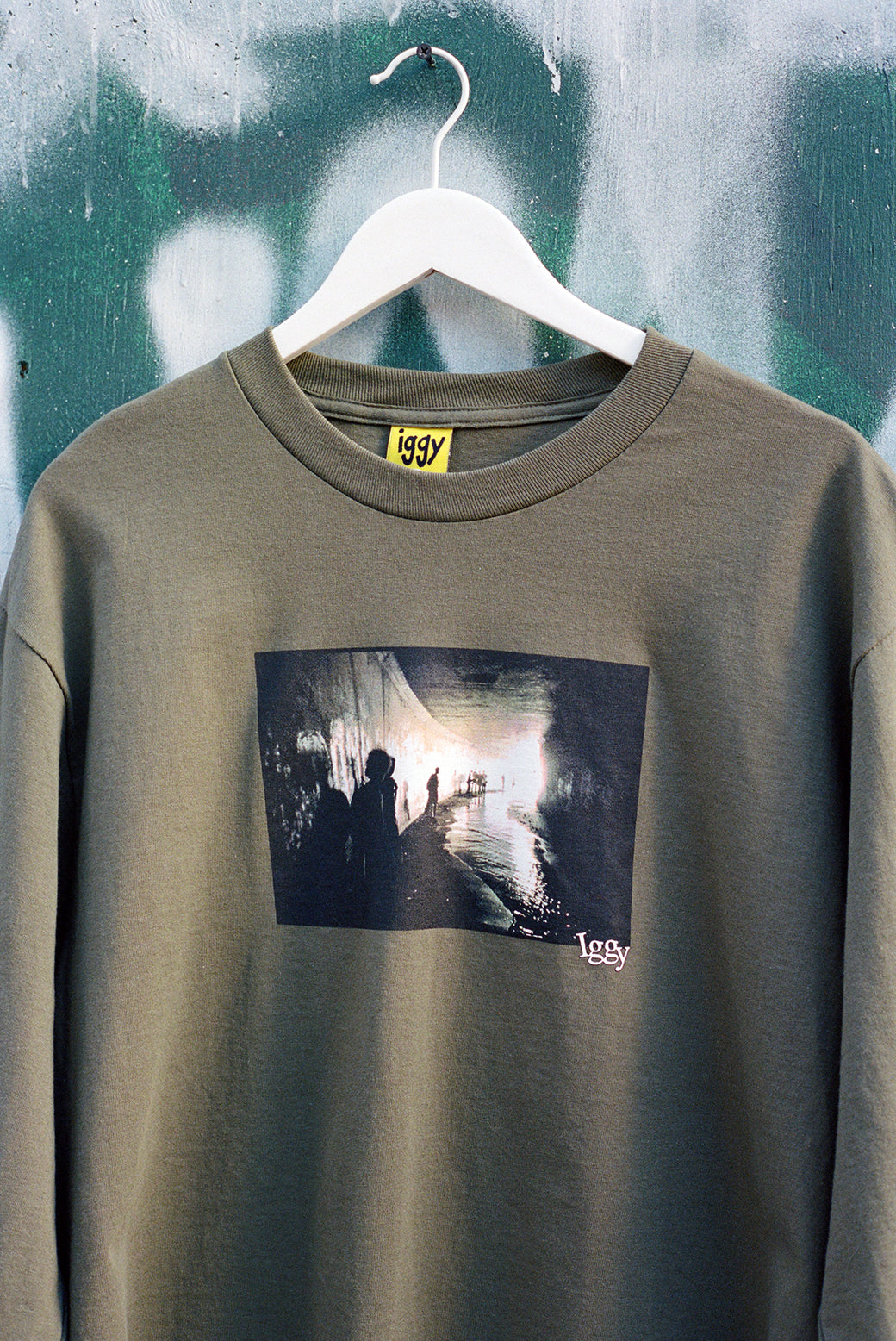 In The Tunnel Long Sleeve T Shirt