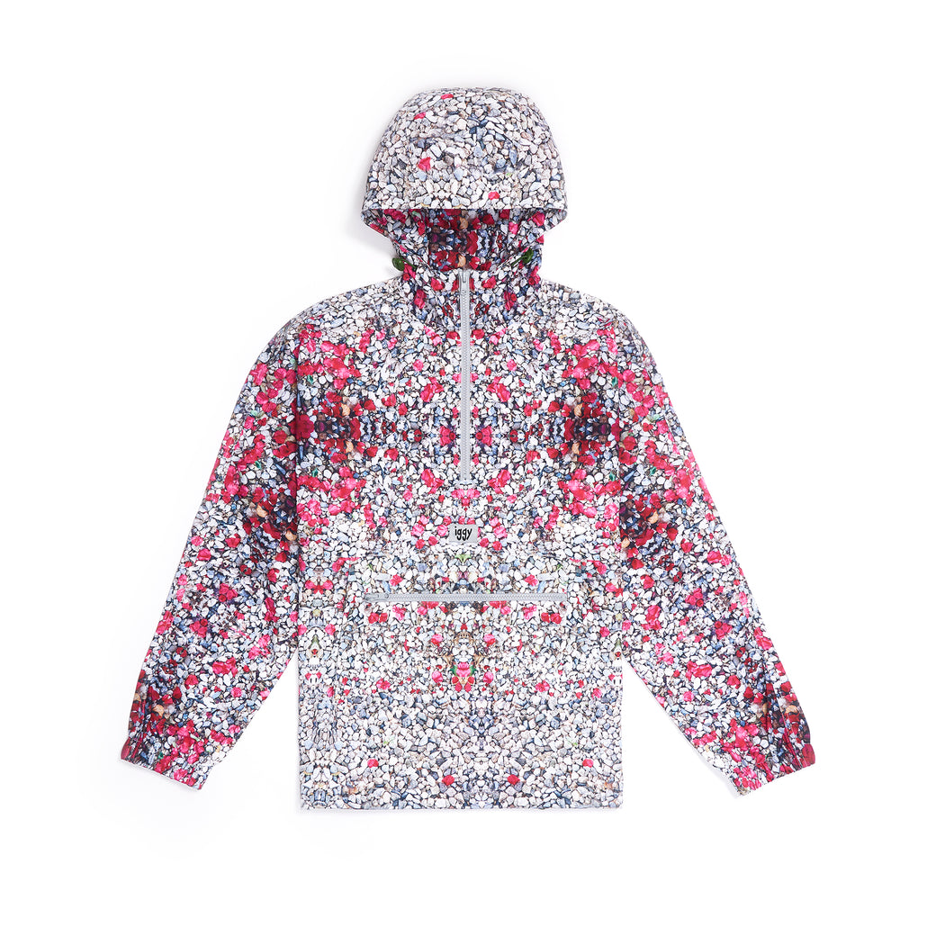 BOUGAINVILLEA PACKABLE ANORAK