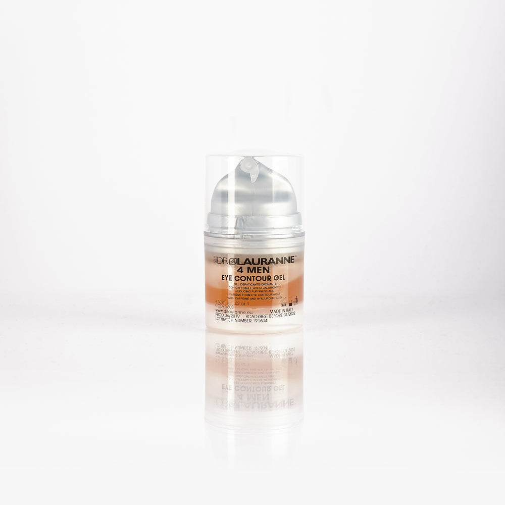 Defatigating eye contour gel - Reduces eye area fatigue and swelling