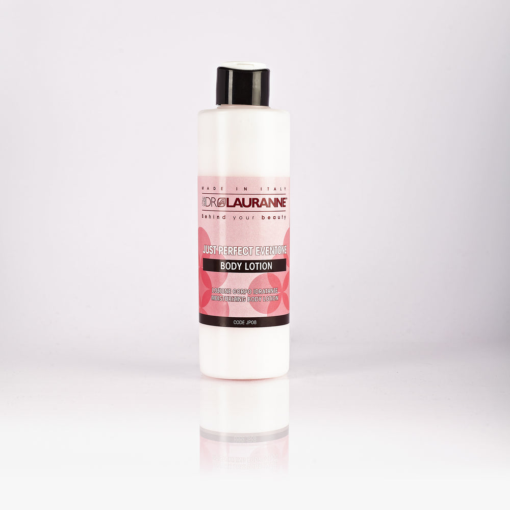 Moisturizing and softening body emulsion