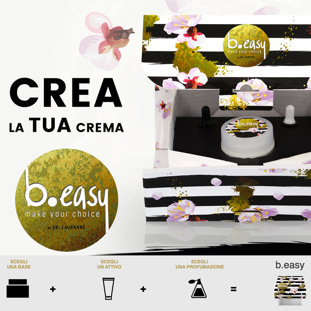 B.Easy - Your Customized Face Cream