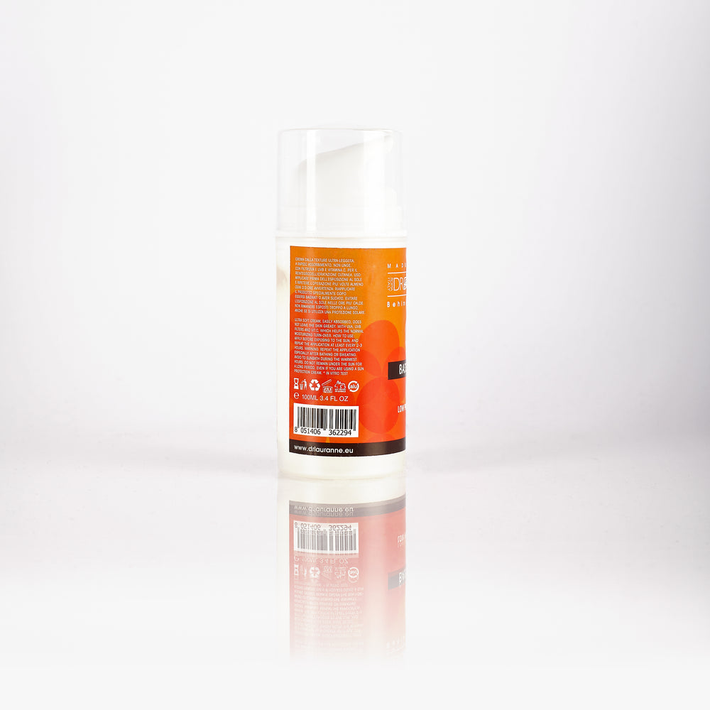 Low protection sun cream - Sun cream with soft texture
