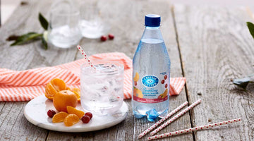 Introducing Cranberry Clementine to Our Sparkling Water Lineup