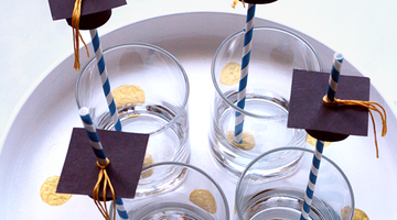 Celebrate Your Grad with These 5 Finger Foods!