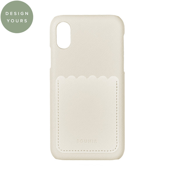 Signature Scallop iPhone X / XS