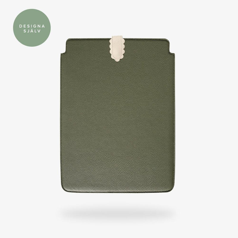 Laptop/iPad case - Scallop