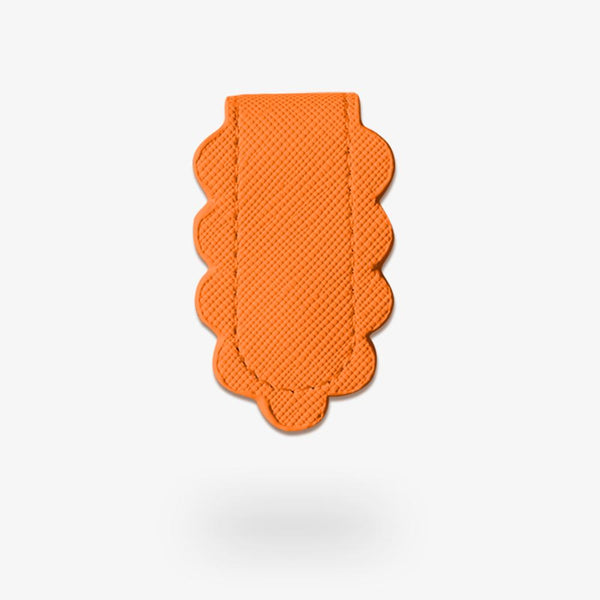Scallop Flap - Orange