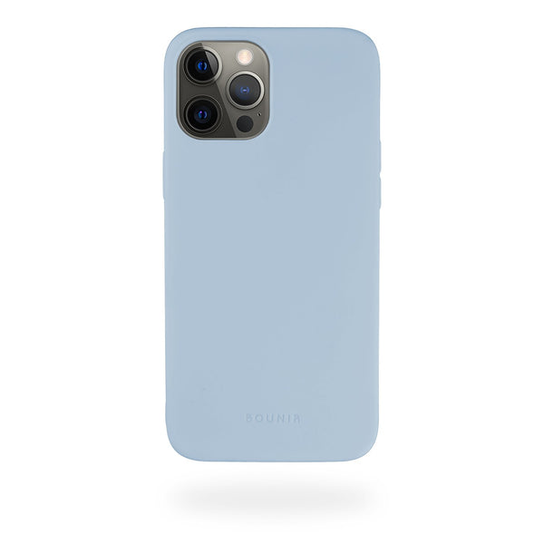 Blue Silicone Case iPhone