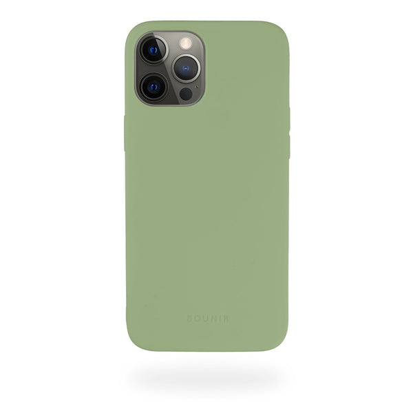 Pistachio Silicone Case iPhone
